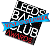 Best Newcomer - Leeds Bar & Club Awards 2012